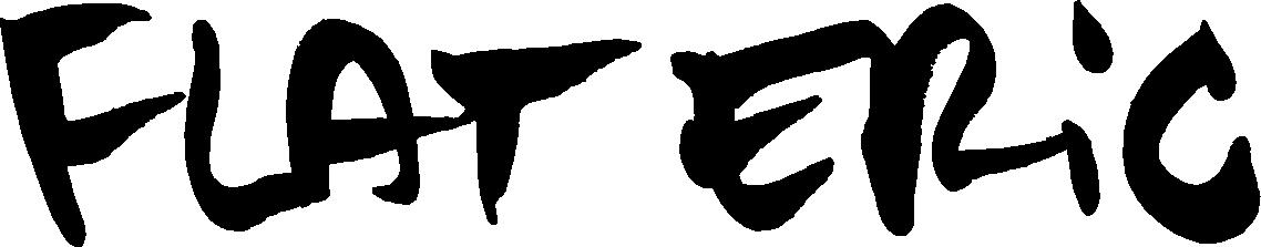flat Eric logo